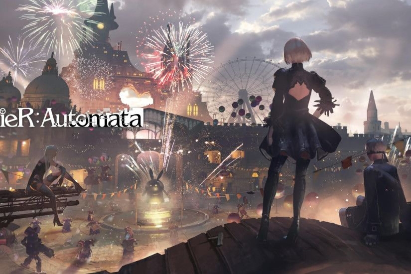 HD Wallpaper | Background ID:838020. 1920x1080 Video Game NieR: Automata