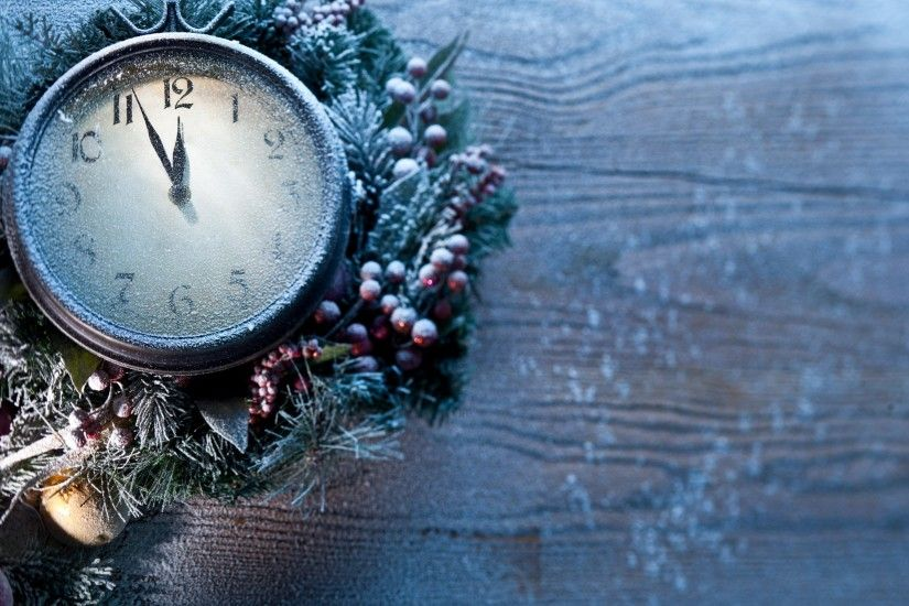 New Years Eve Clock Wallpaper (13)