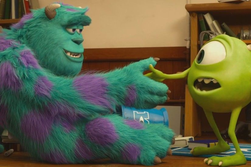 Monsters University - Trailer Oficial Español Latino - FULL HD - YouTube
