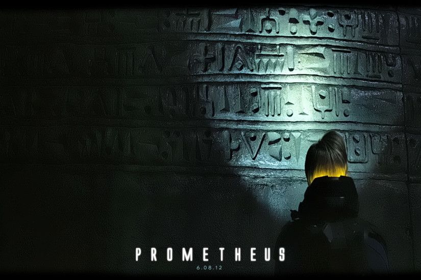 prometheus alien text