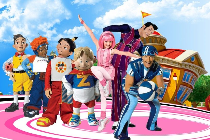 ... LazyTown Full HD Wallpaper and Background | 1920x1080 | ID:639571 ...