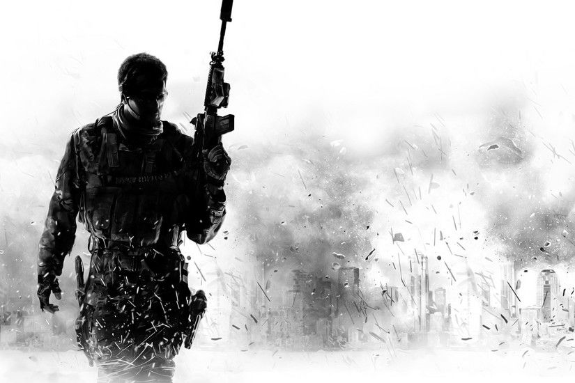 Call Of Duty Modern Warfare 3 Wallpapers - Wallpaper Cave