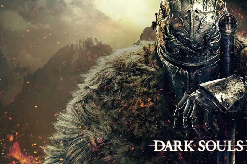 Wallpaper from Dark Souls II