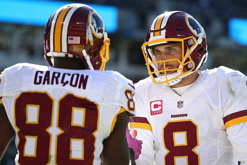 Kirk Cousins sticks with Redskins' tag, set up for 49ers' gold | NFL |  Sporting News