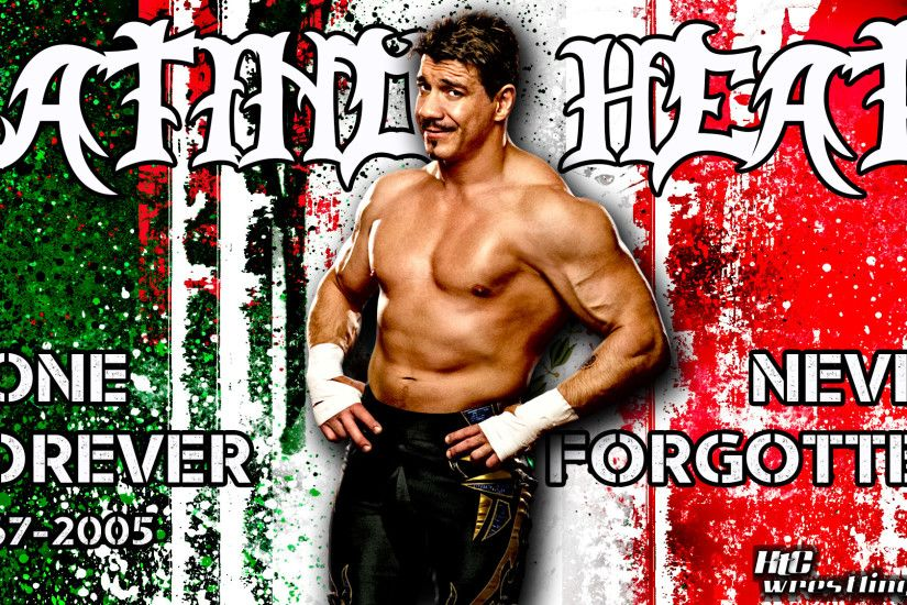 Eddie Guerrero Week: 10 Year Anniversary Wallpaper | Hittin' The Canvas
