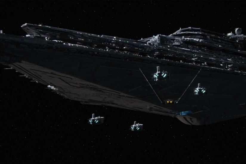 Star Wars, Star Destroyer, Science Fiction, Star Wars: Episode VII The  Force Awakens Wallpaper HD