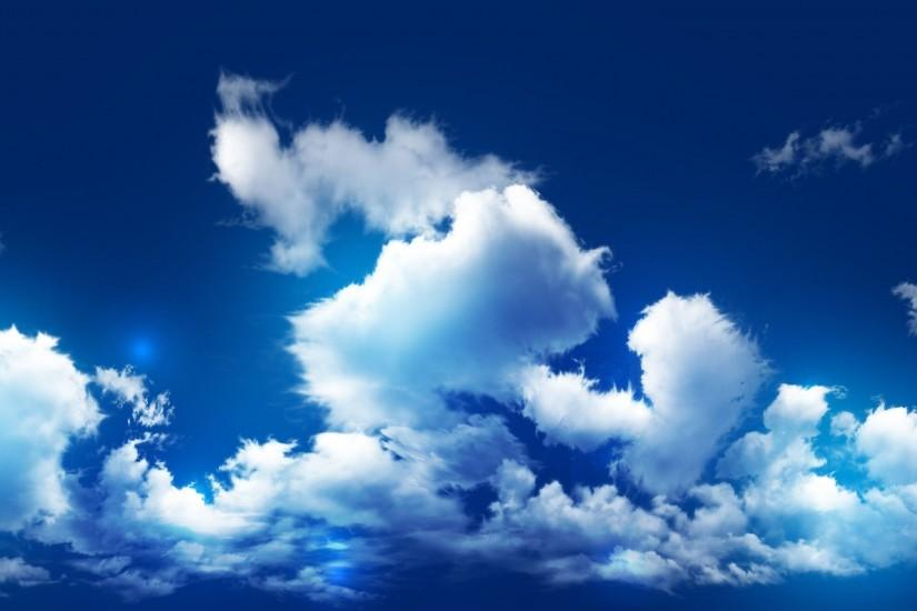 download clouds wallpaper 2560x1440