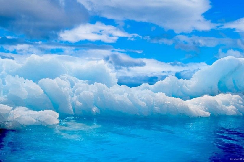 ... Images Iceberg wallpaper | Wallpaper Wide HD ...