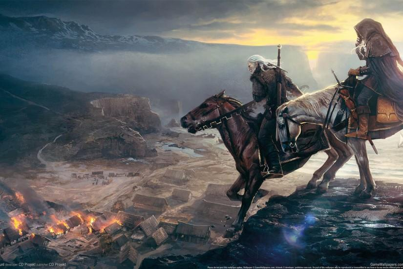 download free witcher wallpaper 1920x1080 720p