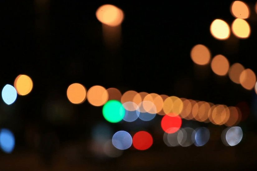 The city lights. Motion blur. Abstract background. Stock Video Footage -  VideoBlocks
