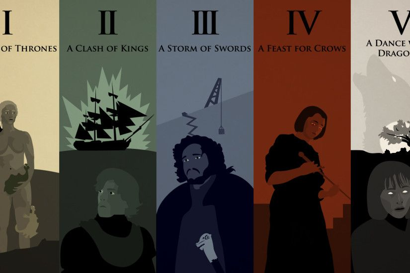... A Song of Ice and Fire Wallpaper by Conkoon