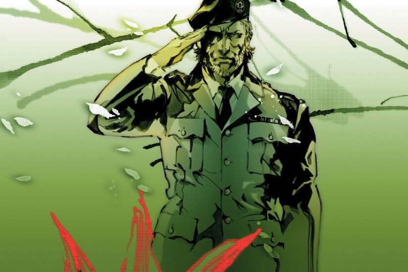 Video Game - Metal Gear Solid 3: Snake Eater Wallpaper