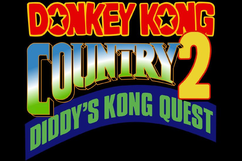 Donkey Kong Country 2: Diddy's Kong-Quest (SNES)