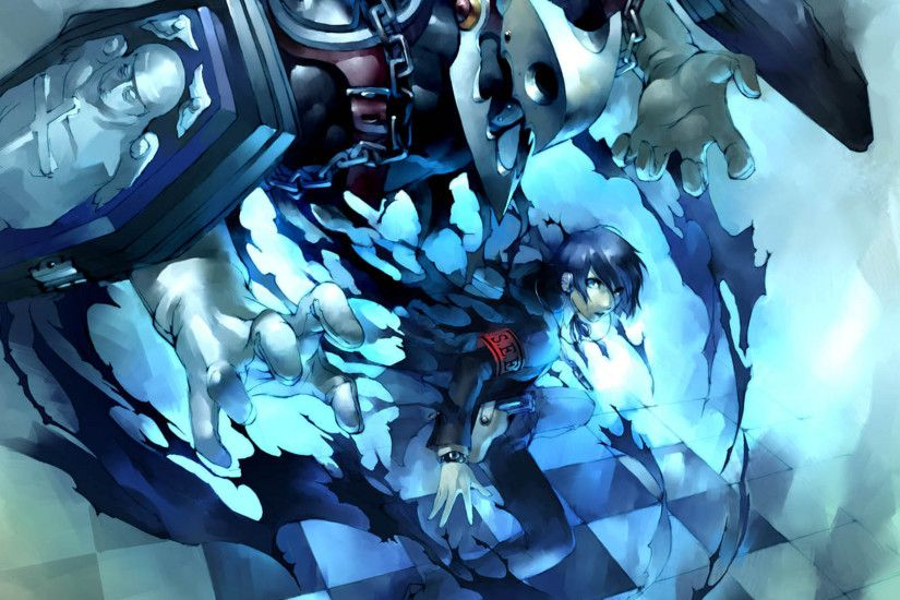 6 Shin Megami Tensei: Persona 3 Portable HD Wallpapers | Backgrounds -  Wallpaper Abyss