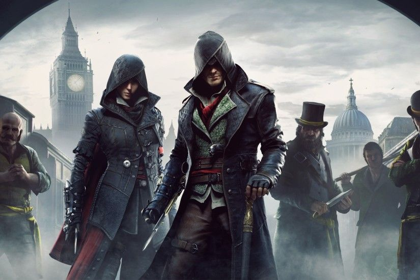 Assassins Creed Syndicate (1440P Resolution)