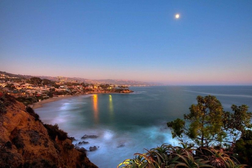Southern California Beach Wallpaper - imageswall.com