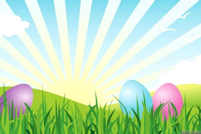 free easter background 2560x1440 720p