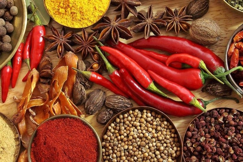 ... 16 Spices HD Wallpapers | Backgrounds - Wallpaper Abyss ...