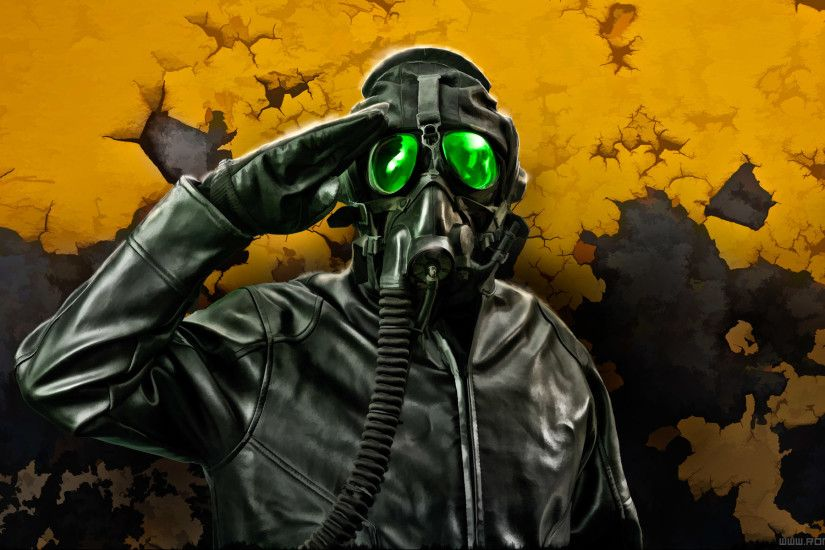 pin Gas Mask clipart dubstep #9
