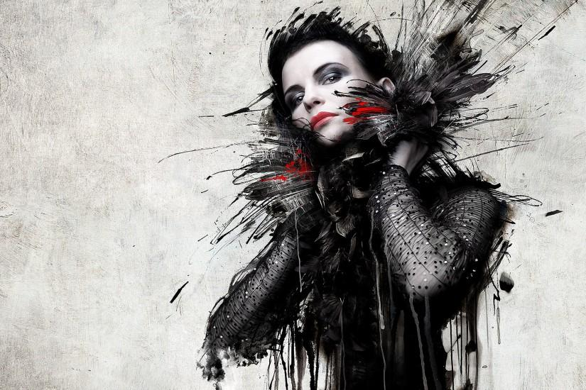 Fashion Wallpapers, Free Ink Splattered Fashion HD Wallpapers .