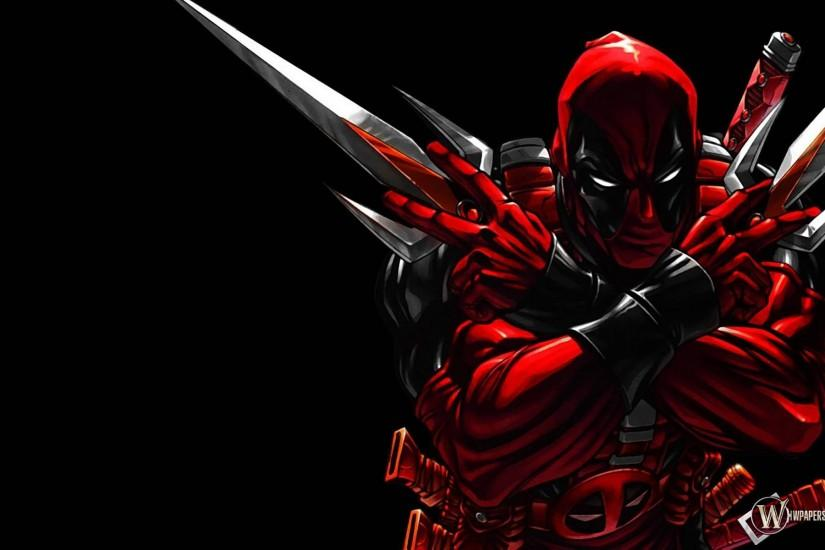 cool deadpool wallpaper hd 1080p 1920x1200