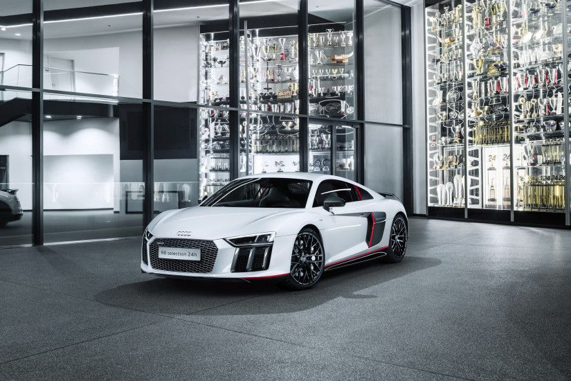 2017 Audi R8 Coupe V10 Plus Selection 24h Edition