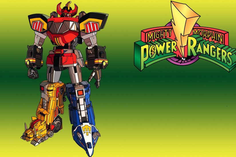 Mighty Morphin Power Rangers Megazord by LegendarySuperman Mighty Morphin  Power Rangers Megazord by LegendarySuperman