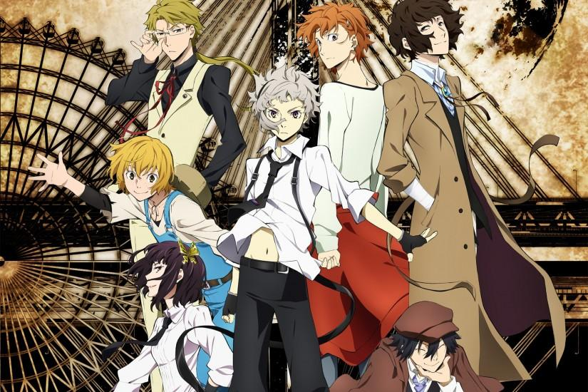 HD Wallpaper | Background ID:698449. 1920x1358 Anime Bungou Stray Dogs