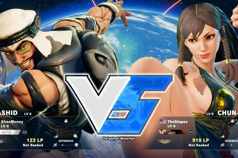 Chun-Li (Zamzara) - Street Fighter V - Twitch Stream Highlight 02-18-2016 -  YouTube