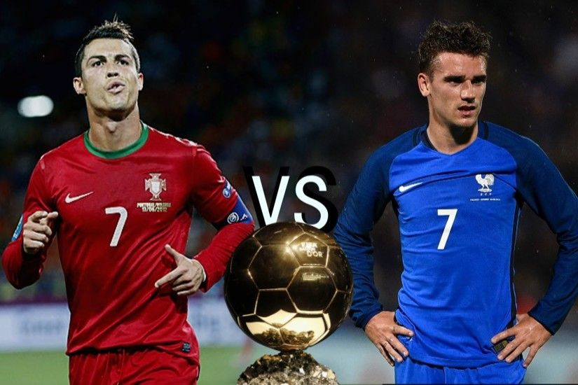 Cristiano Ronaldo vs Antoine Griezmann - Ballon D'Or Battle | 1080p HD -  YouTube