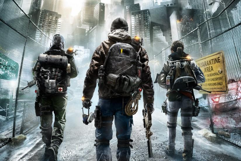 Tom Clancy's The Division · HD Wallpaper | Background ID:618045