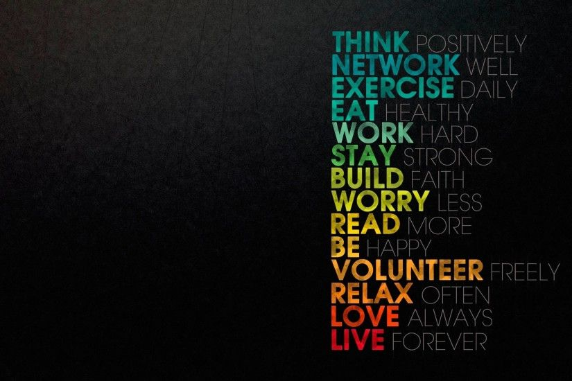 Wallpaper Of Motivational Quotes by Geri Christiansen