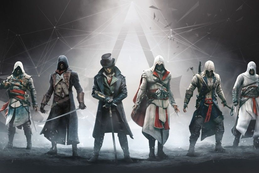 video Games, Assassins Creed Syndicate, Assassins Creed, Assassins Creed:  Chronicles, Assassin´s Creed Unity, Assassins Creed: Brotherhood, Assassins  Creed: ...