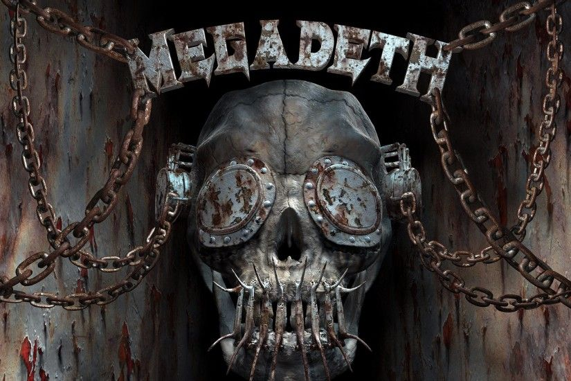 HD Wallpaper | Background ID:99123. 2048x1536 Music Megadeth