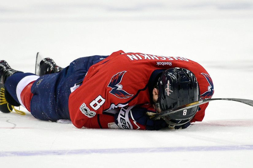 Previously undisclosed lower-body injury to keep Alex Ovechkin out of World  Championship | NBC Sports Washington