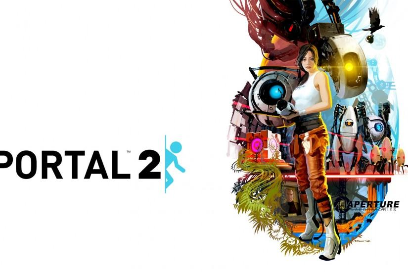 free download portal wallpaper 1920x1080 for 4k monitor