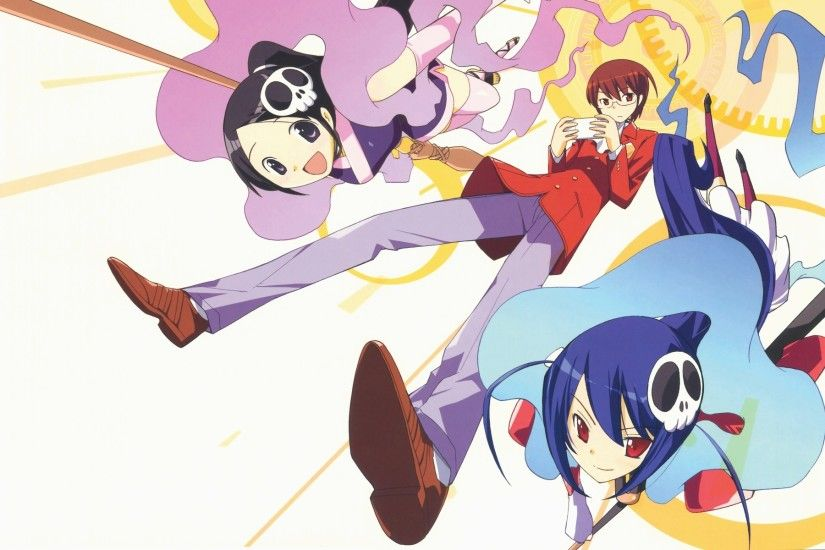 100% Quality HD Gorgeous The World God Only Knows Wallpapers HD Wallpapers