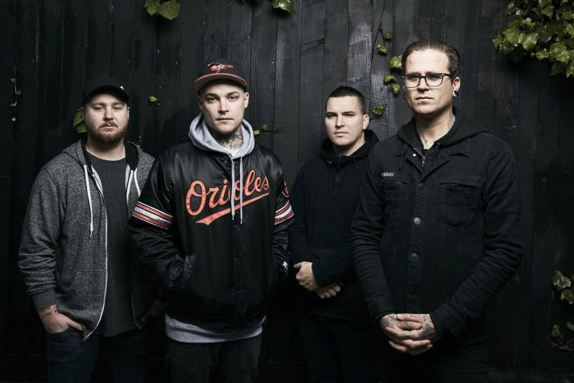 Win An Exclusive Side Stage Pass To The Amity Affliction's 2017 National  Tour - Music Feeds