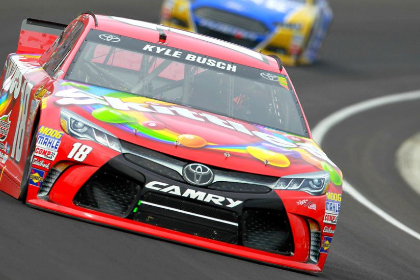 Kyle Busch does it again: This time, he wins Brickyard 400 | NASCAR |  Sporting News