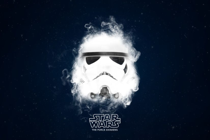 ... Star Wars - Stormtrooper - The Force Awakens by TLDesignn