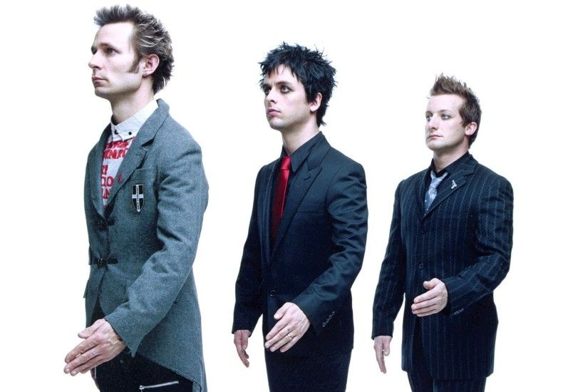green day rock the group punk music billie joe armstrong michael ryan  pritchard frank edwin wright