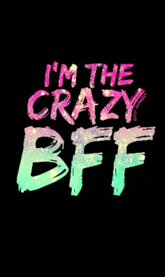 Crazy BFF galaxy wallpaper I created for the app CocoPPa!