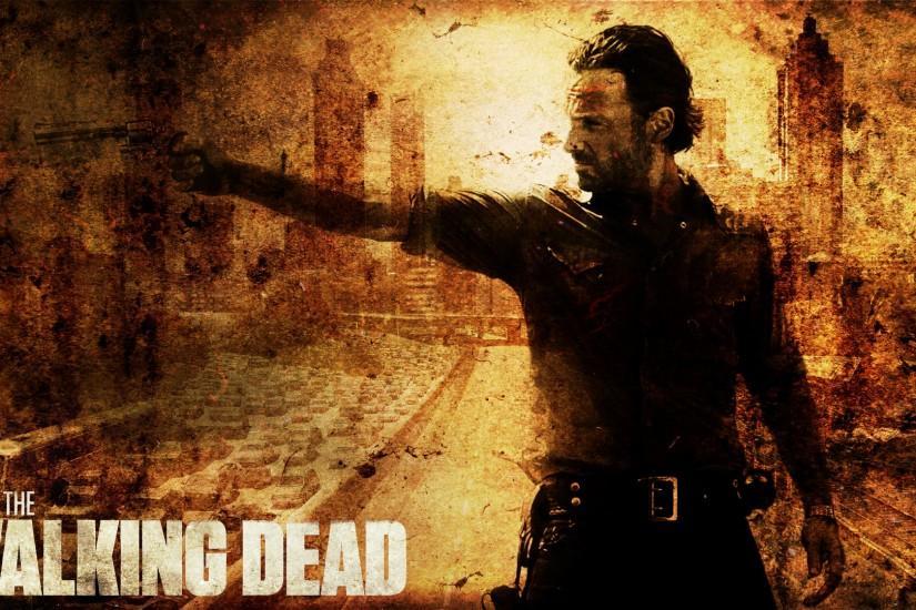 The Walking Dead Wallpaper ·① Download Free Stunning
