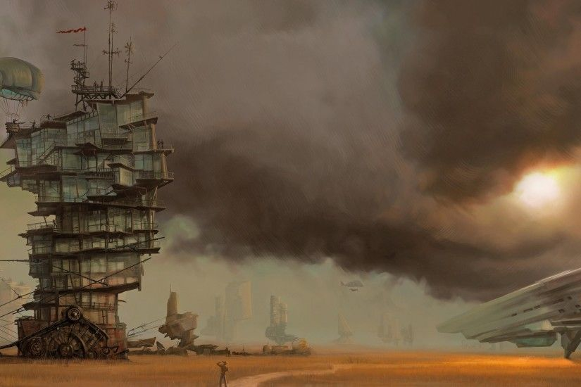 steampunk [1920x1080] · SteampunkBackgroundsWallpapers