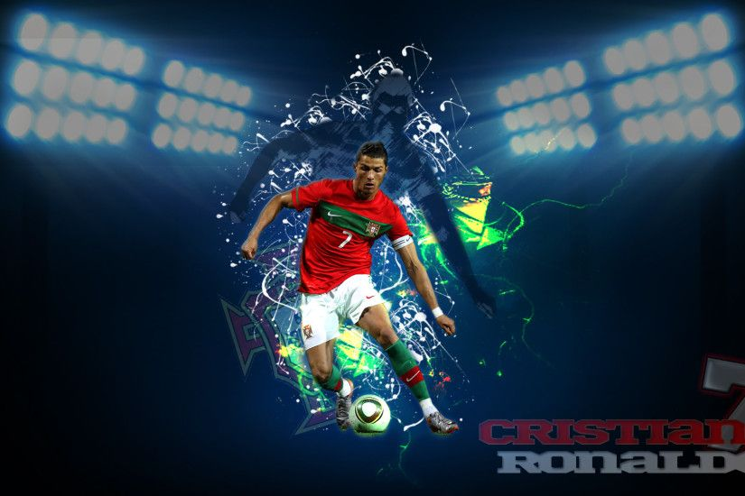 Cristiano Ronaldo 2016 Images by Lee Ibbitt on WallPortal.com