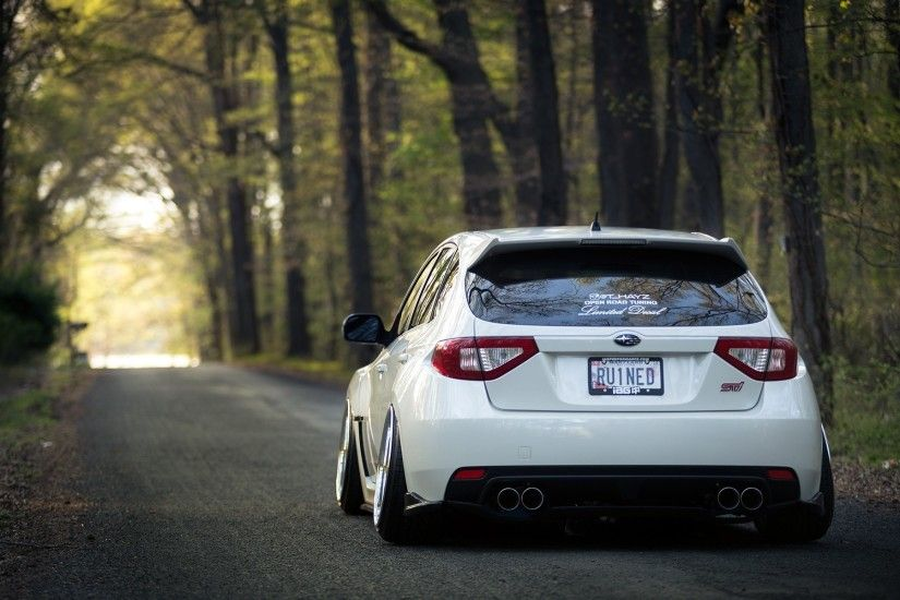 Vehicles - Subaru Impreza Wallpaper