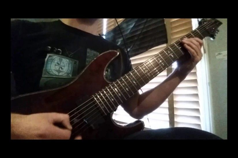 Gojira - Flying Whales (Guitar Cover)