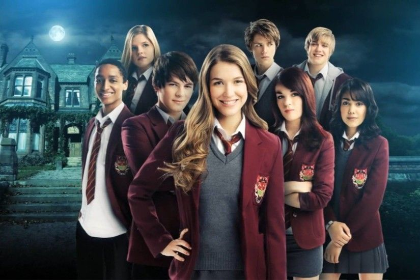 House of Anubis - House of Anubis Wallpaper