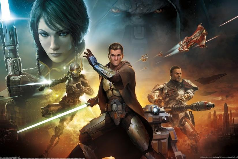 Star Wars The Old Republic Wallpapers 1600x1000 · Star ...