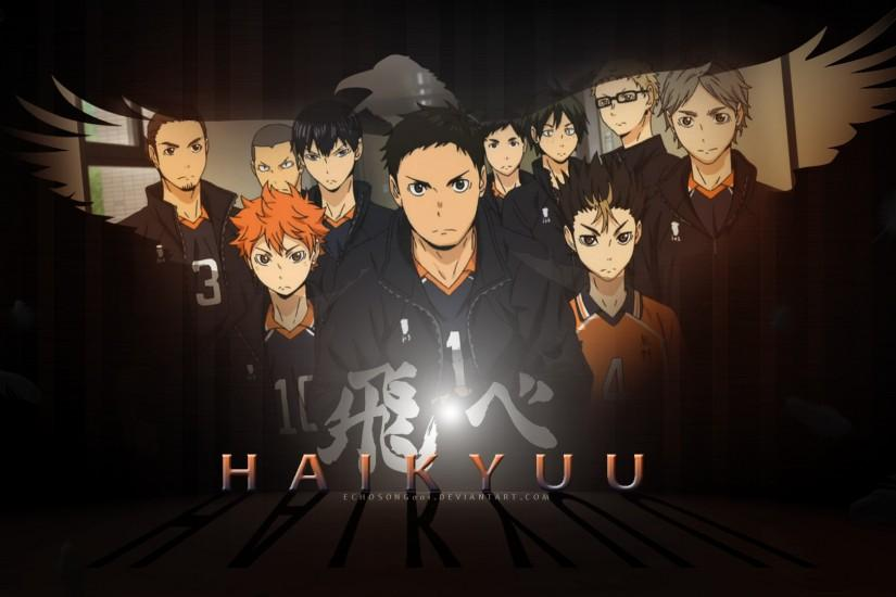 haikyuu wallpaper 1920x1080 for xiaomi